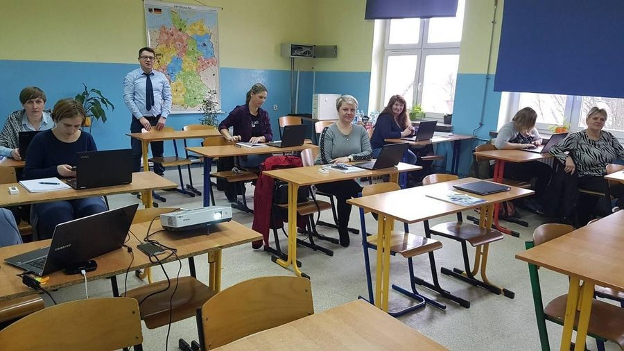 Szkolenie PSP w Annopolu 23-24 stycznia