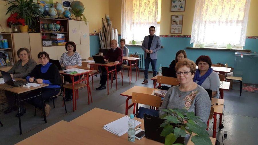 Szkolenie PSP w Kosinie 26-27 stycznia
