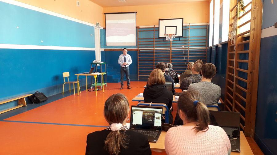 Szkolenie PSP w Grabówce 28-29 stycznia