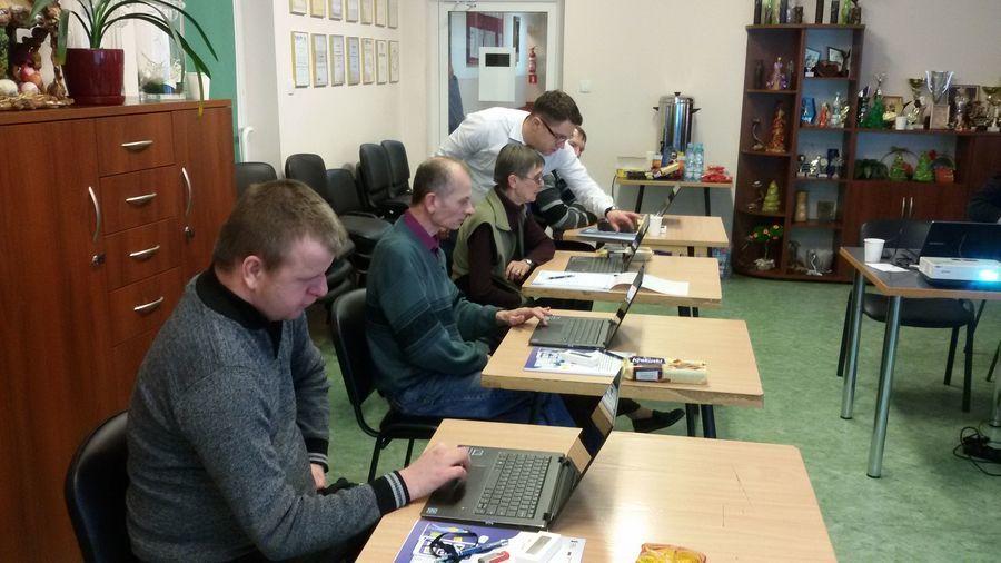Szkolenie w ŚDS 21-22 stycznia