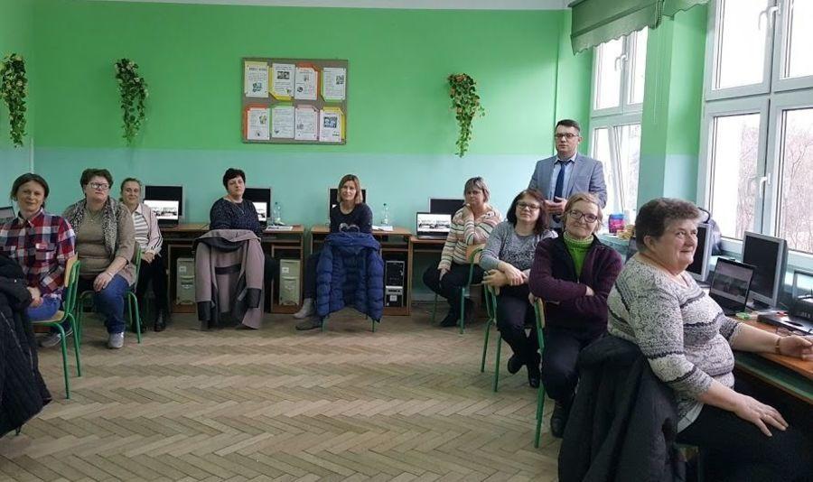 Szkolenie PSP w Świeciechowie 4-5 luty