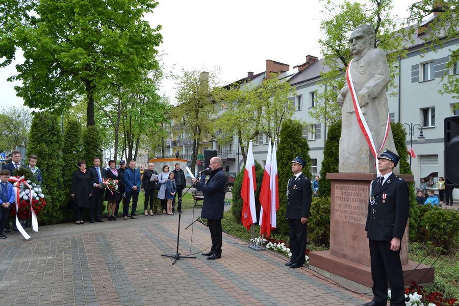 Gminne obchody Święta Narodowego Trzeciego Maja