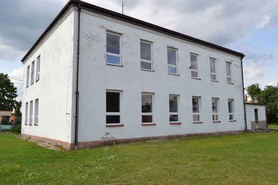 Publiczna Szkoła Podstawowa w Borowie - Przed realizacją projektu