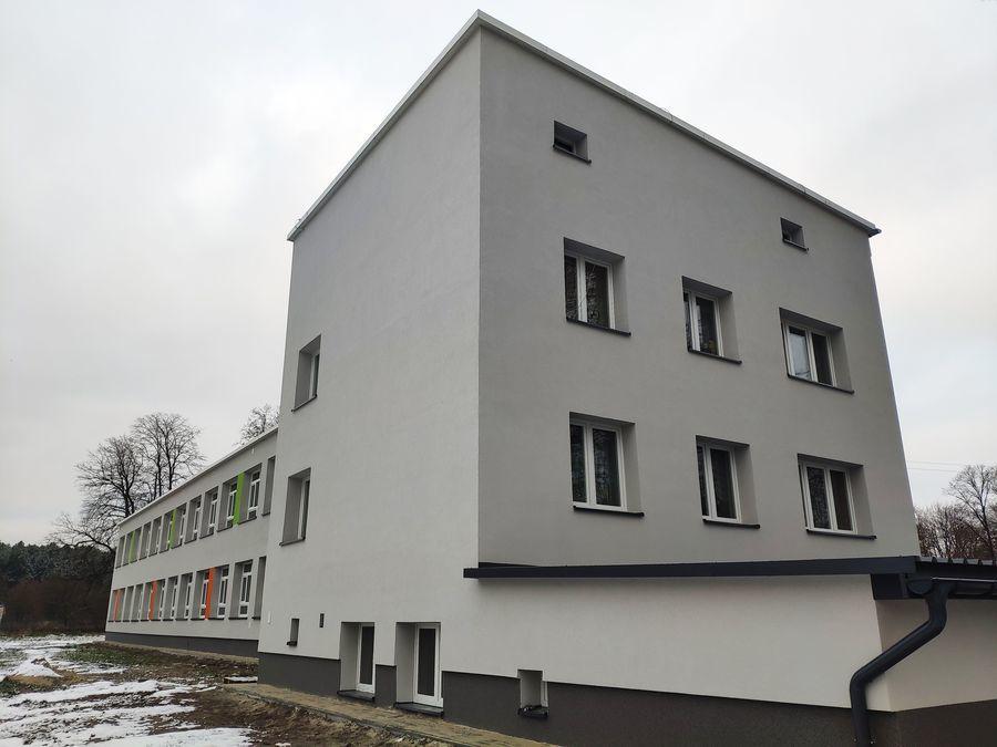 Publiczna Szkoła Podstawowa w Opoce Dużej - Po realizacji projektu