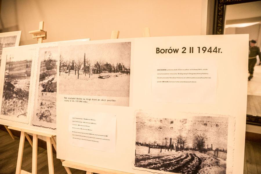 76 Rocznica Pacyfikacji Borowa i okolic