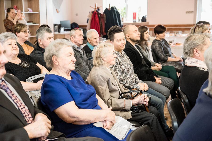 Otwarcie Klubu Seniora w Wymysłowie
