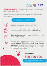 Plakaty informacje