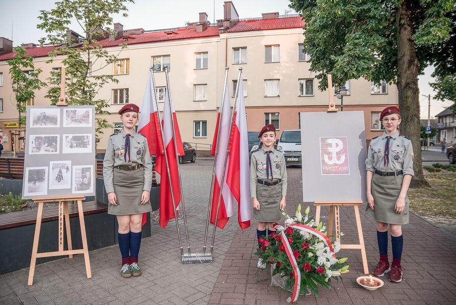 76. rocznica wybuchu Powstania Warszawskiego.
