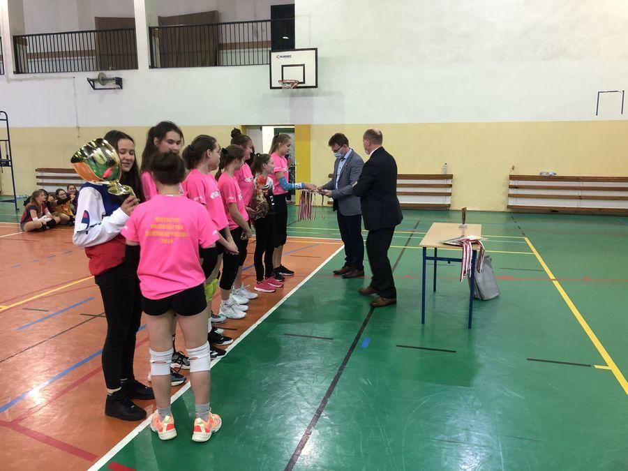 ULKS Chobrzany-I miejsce w turnieju