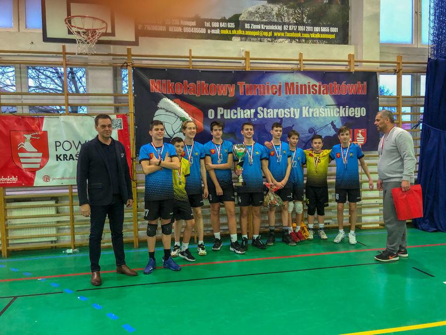 DKMS Plas Kielce-II miejsce