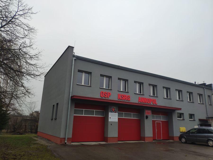 Miejsce realizacji projektu Klubu Senior  (pierwsze piętro)