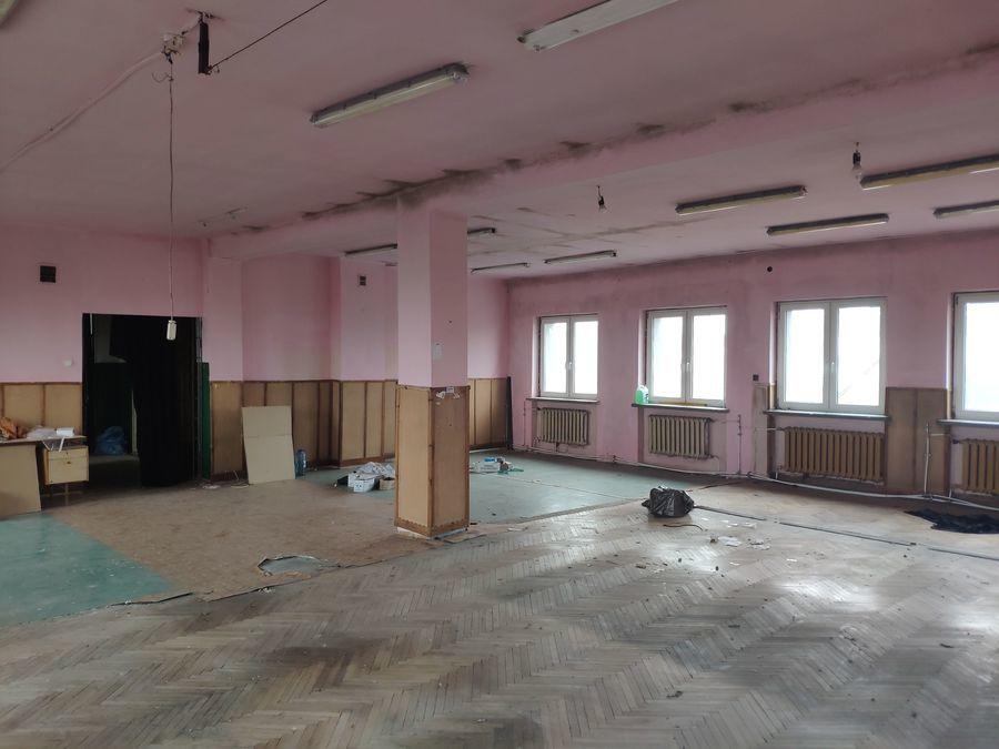 Miejsce realizacji projektu Klubu Senior