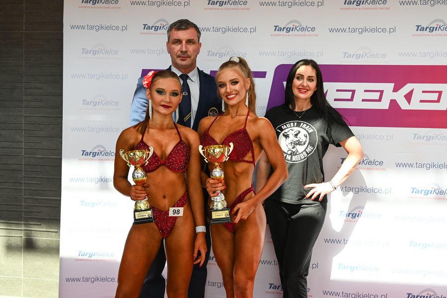 Agata Suszko Zwyciężczyni Mistrzostw Polski w Fitneess Akrobatycznym