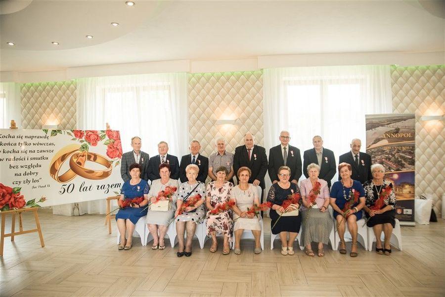Jubilaci obchodzący Jubileusz Złotych Godów w 2020 r.