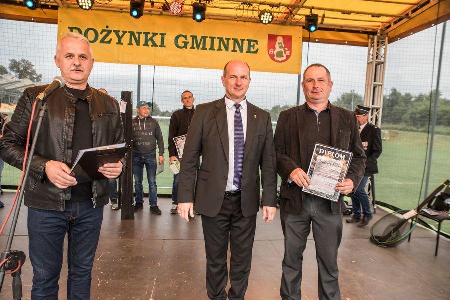 Rozstrzygnięcie Zawodów Wędkarskich Sołtysów o Puchar Burmistrza kat. Senior