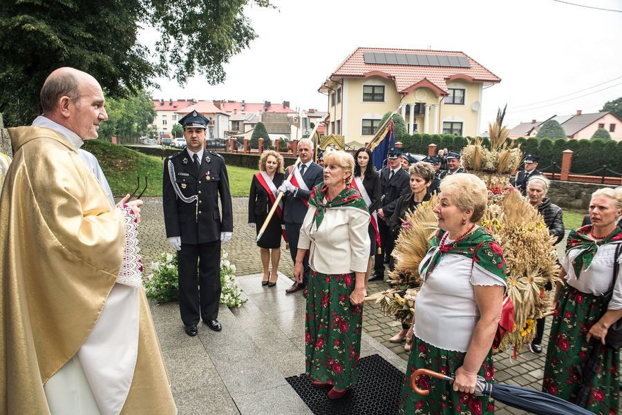 Przywitanie uczestników uroczystości