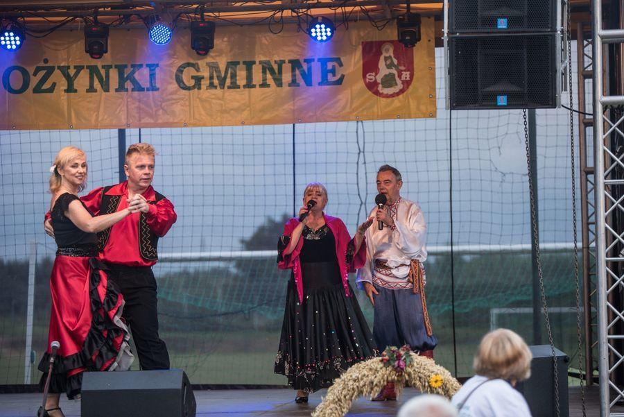 Występ Teatru Muzycznego nad Kamienną Starachowianie