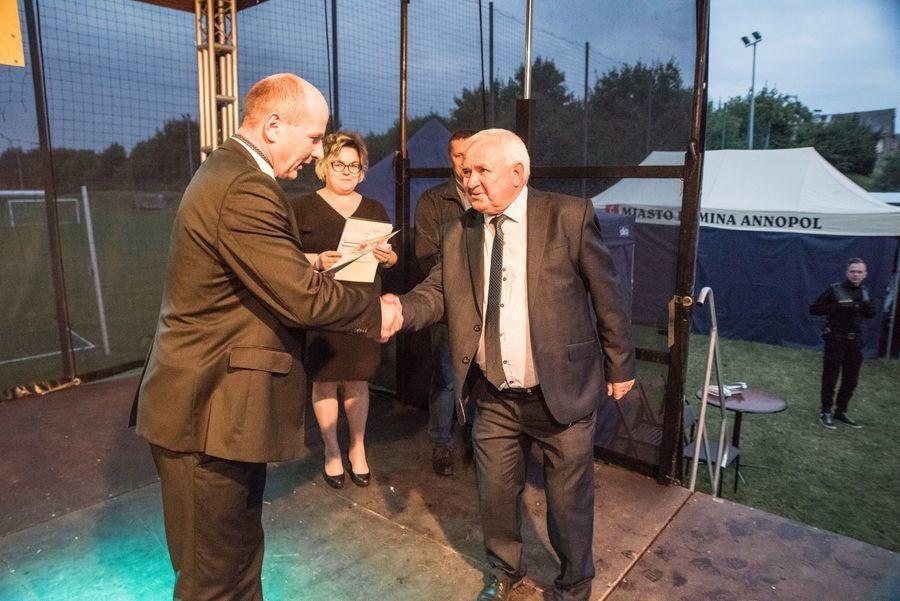 Rozstrzygnięcie Turnieju Sołtysów oraz wręczenie nagród za Stoiska Promocyjne