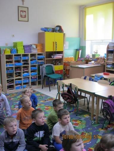 Modernizacja oddziałów przedszkolnych w szkołach podstawowych - Borzechów