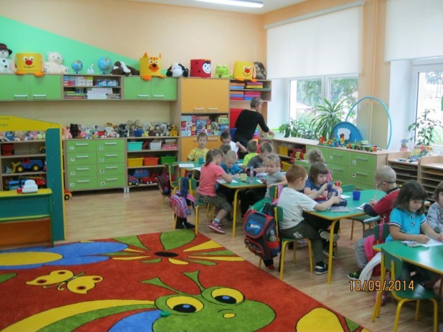 Modernizacja oddziałów przedszkolnych w szkołach podstawowych - Kłodnica