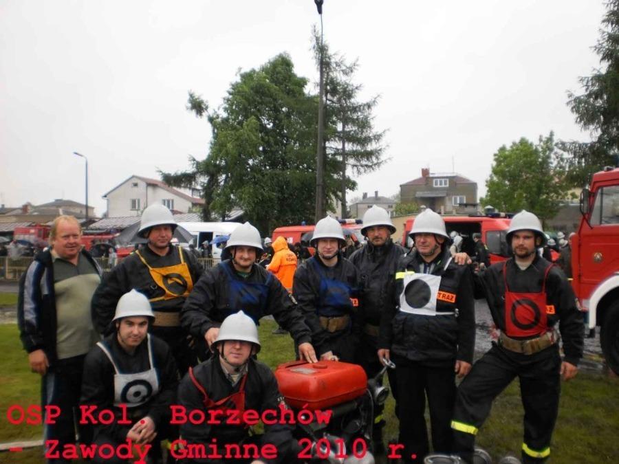 OSP Kolonia Borzechów - rok założenia 1946