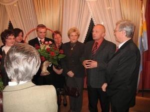 Ślubowanie Burmistrza Miasta Dęblin Stanisława Włodarczyka