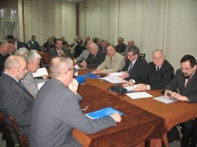 I sesja Rady Miasta Dęblin V kadencji (2006-2010)