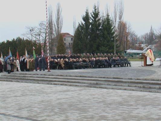 Uroczyste obchody 89. Rocznicy Odzyskania przez Polskę Niepodległości