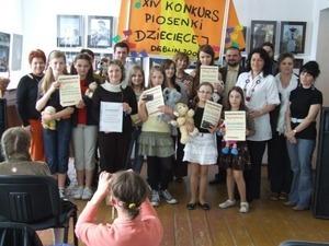 XIV Konkurs Piosenki Dziecięcej