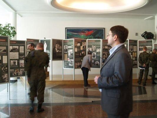 Wystawa Uciekinierzy z PRL-u