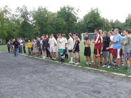 IV Dębliński Międzyosiedlowy Turniej w Piłkę Nożną