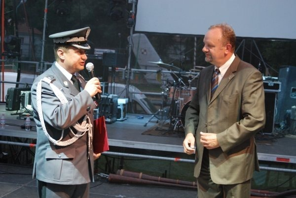 DNI DĘBLINA 2010 ORAZ UROCZYSTOŚĆ 85-LECIA SZKOŁY ORLAT- fot. J.Kucharski