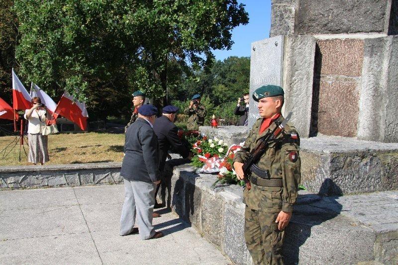 Obchody Święta Pułkowego 15 Pułku Piechoty Wilków