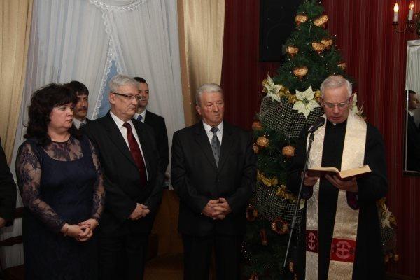 Spotkanie Świąteczno-Noworoczne 2011