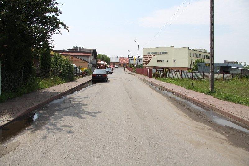 ul. Przechodnia