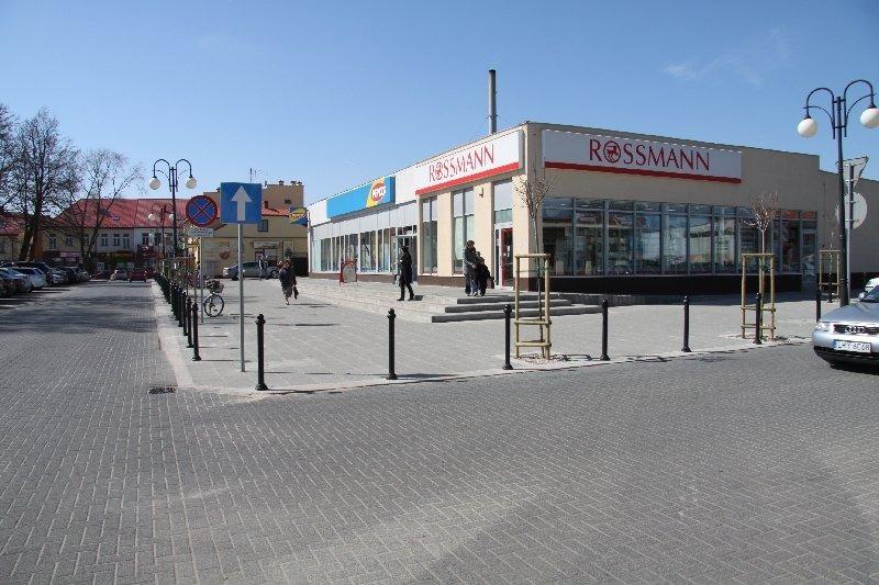 ul. Rynek (pomiędzy ul. Okólną)