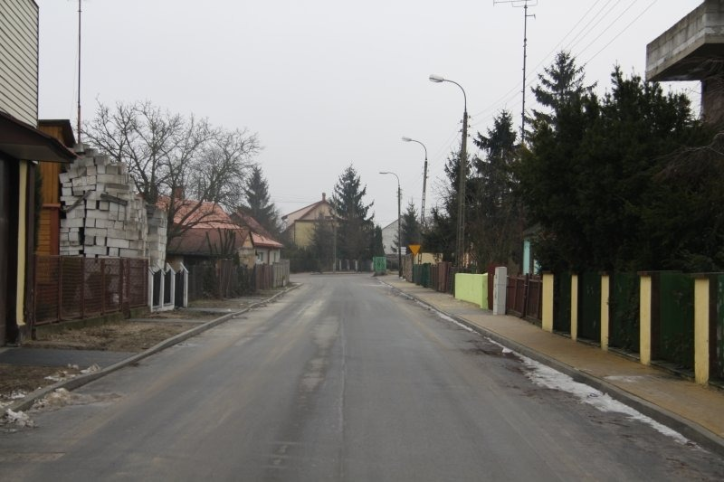 Przebudowa ul. Ogrodowej i ul. Krótkiej