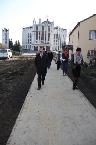 Przebudowa i budowa ulic w os. Lipowa w Dęblinie – I etap.