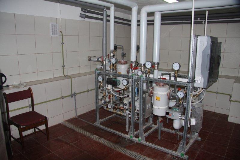 Budowa kompaktowego węzła cieplnego w budynku Miejskiego Przedszkola nr 3 w Dęblinie.
