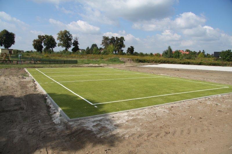 Budowa kompleksu sportowego w osiedlu Wiślana.