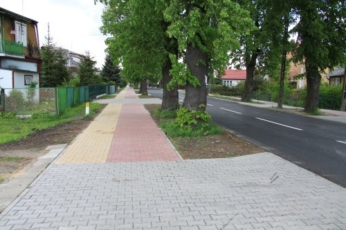 Kompleksowa przebudowa infrastruktury drogowej od drogowej od drogi krajowej nr 17 do drogi krajowej