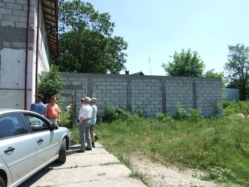 Budowa Telecentrum w budynku Ochotniczej Straży Pożarnej Dęblin - Masów.