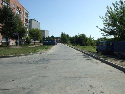 Przebudowa ul. Urbanowicza i ul. Trapezowej wraz z łącznikiem do ul. Krasickiego.