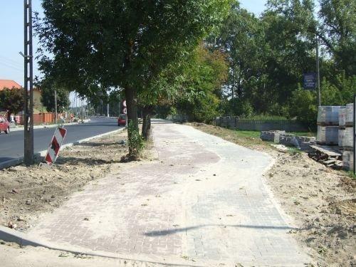 Modernizacja drogi krajowej nr 48 w Dęblinie w ul. Warszawskiej, Niepodległości i Kockiej.