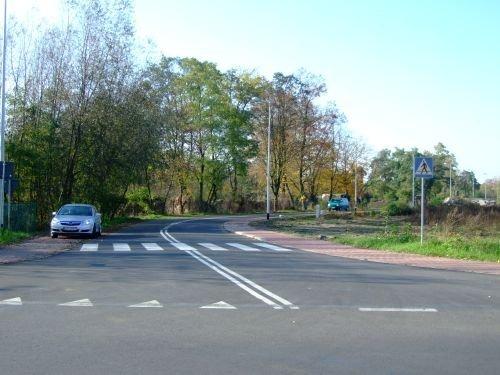 Budowa oświetlenia drogowego w ulicy Marii Konopnickiej.