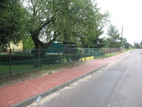 Budowa kładki i modernizacja ul. Spacerowej, Składowej i Krasickiego w Dęblinie.