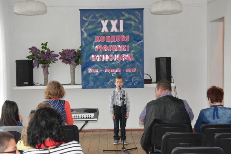 XXI Konkurs Piosenki Dziecięcej i Młodzieżowej