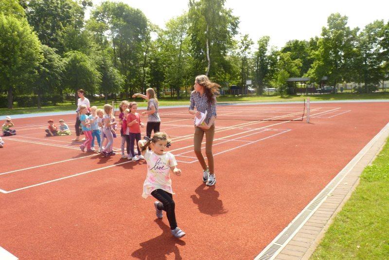 III Olimpiada przedszkolaka  – wystartuj z przedszkola