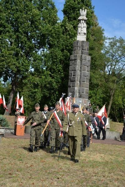 Obchody święta 15 Pułku Piechoty Wilków