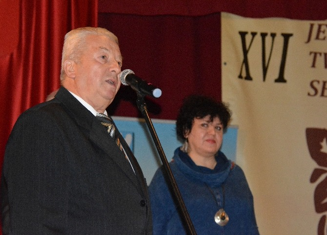 Finał XVI Jesiennego Przeglądu Twórczości Artystycznej Seniorów.